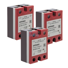 HD-xx44.VA [M02], HD-xx22.10U [M02] и HD-xx44.LA [M02] твердотельные реле для регулирования напряжения