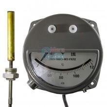 ТКП-160Сг-М3 - Термометр манометрический показывающий сигнализирующий