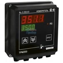 ТРМ200 измеритель двухканальный с RS-485