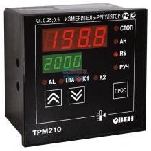 ТРМ210 ПИД-регулятор одноканальный с RS-485