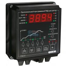 ТРМ251 одноканальный программный ПИД-регулятор