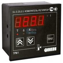 ТРМ1 измеритель-регулятор одноканальный