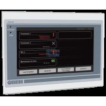 СПК107 Панельный программируемый логический контроллер
