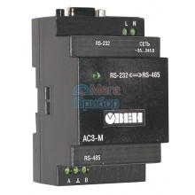 АС3-М Автоматический преобразователь интерфейсов RS-232/RS-485