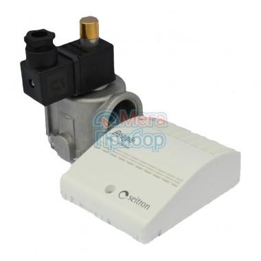 RGD ME5 MP1 + э/м клапан NA (Ду15,20,25,32) или NC (Ду 15,20,25) Бытовой комплект контроля загазованности