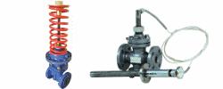 Регуляторы давления и температуры прямого действия 1